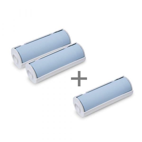 네모닉미니전용 점착메모 블루(2+1)_MLT-PN31B(3개)
