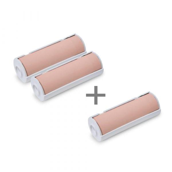 네모닉미니전용 점착메모 핑크(2+1)_MLT-PN31P(3개)