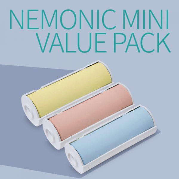 네모닉미니 밸류팩